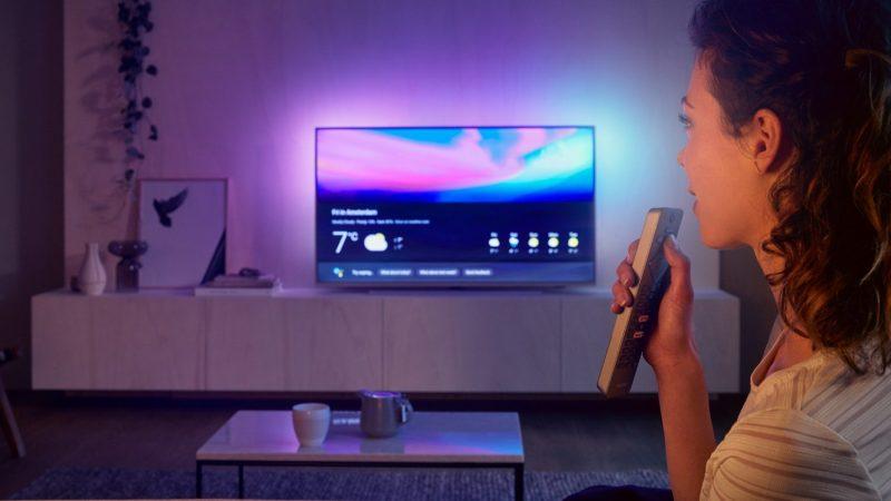 Amazon Alexa ajunge pe televizoarele Philips 2019