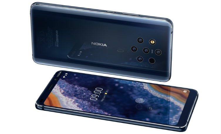 MWC 2019 - Nokia 9 PureView