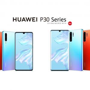 Huawei lanseazăHUAWEI P30
