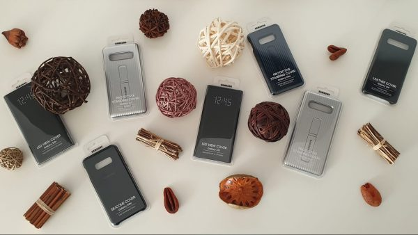Huse de protecție Samsung Galaxy S10