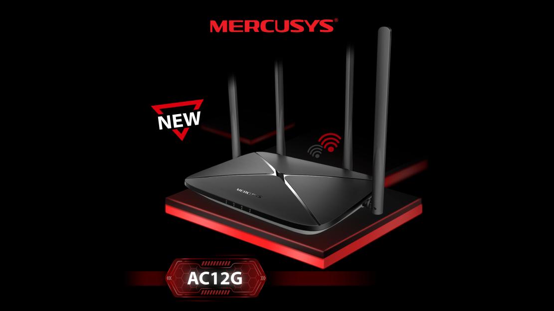 Mercusys lansează routerul flagship