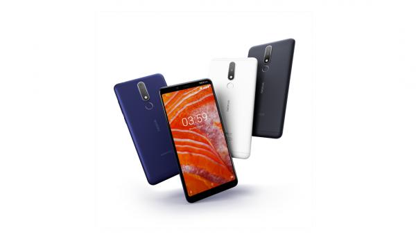 Actualizarea Nokia 3.1 la Android 9