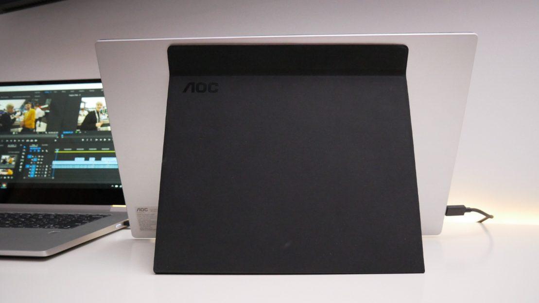 capac spate Monitorul AOC I1601FWUX