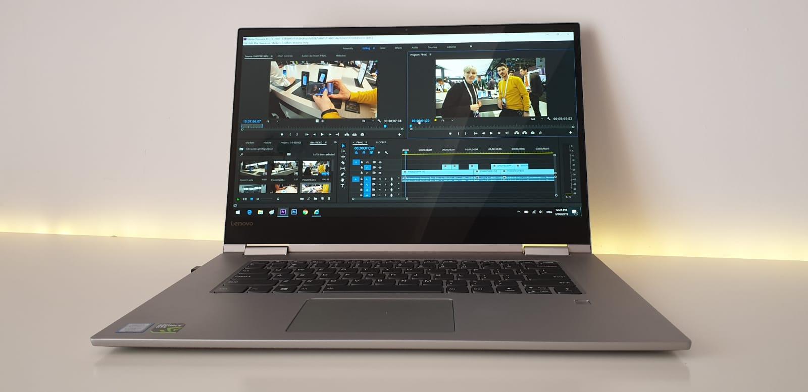 editare video