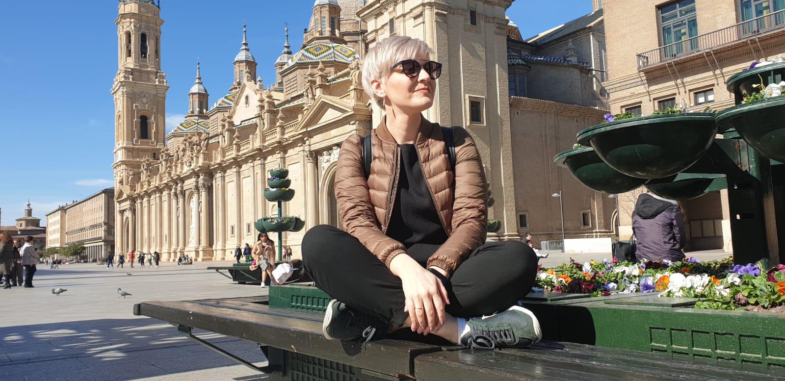 Popas de câteva ore în Zaragoza