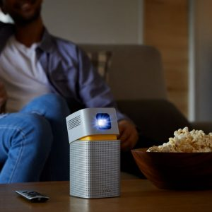 BenQ lansează videoproiectorul portabil GV1