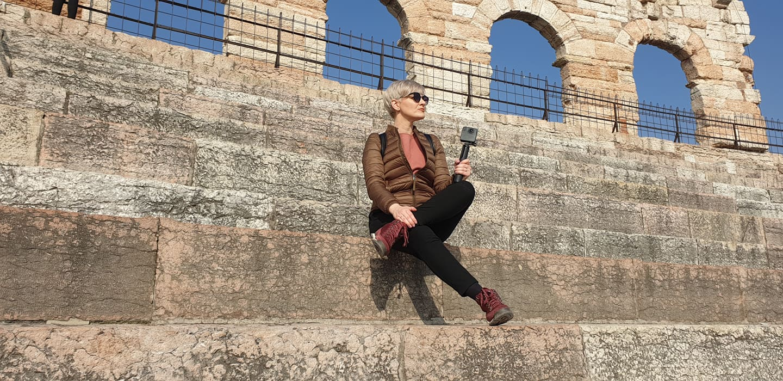 O zi în Verona și Sirmione