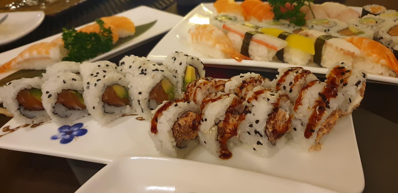 sushi oishii verona