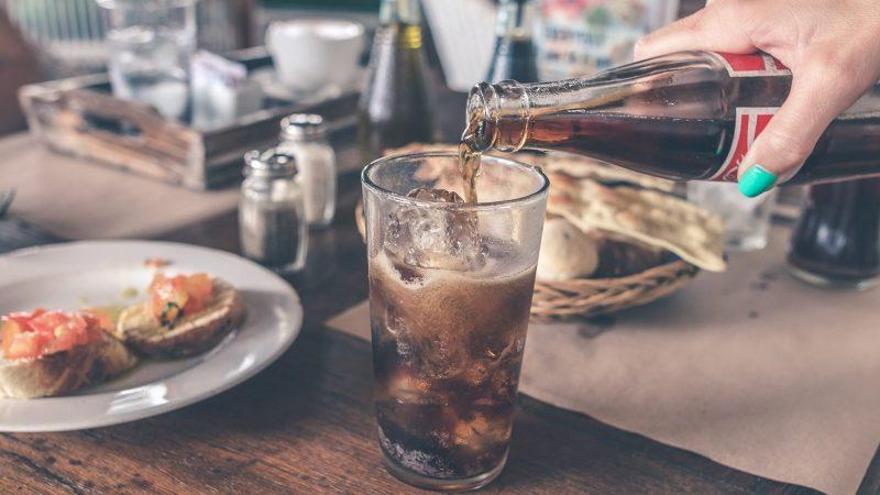 Băutura răcoroasă - carbogazoasă