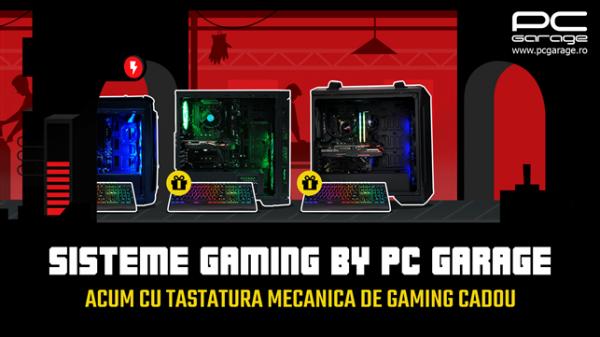 PC Garage îți dă CADOU