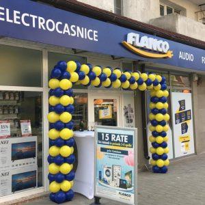 Flanco deschide al 139-lea magazin