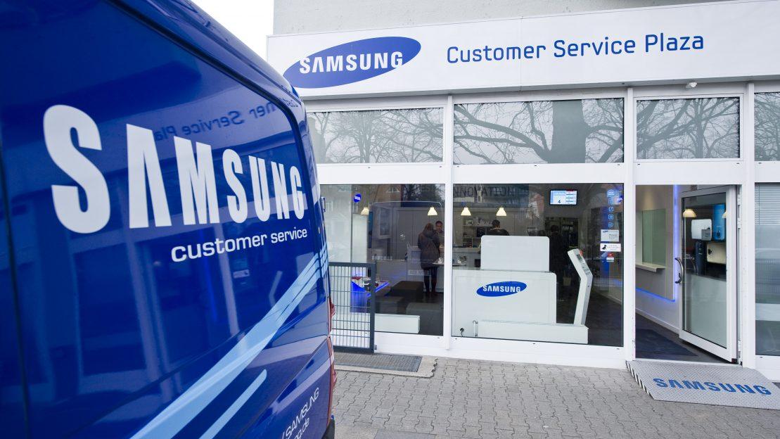 Samsung oferă suport 24 7