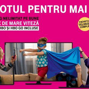 Telekom Romania lansează aplicația Storytime