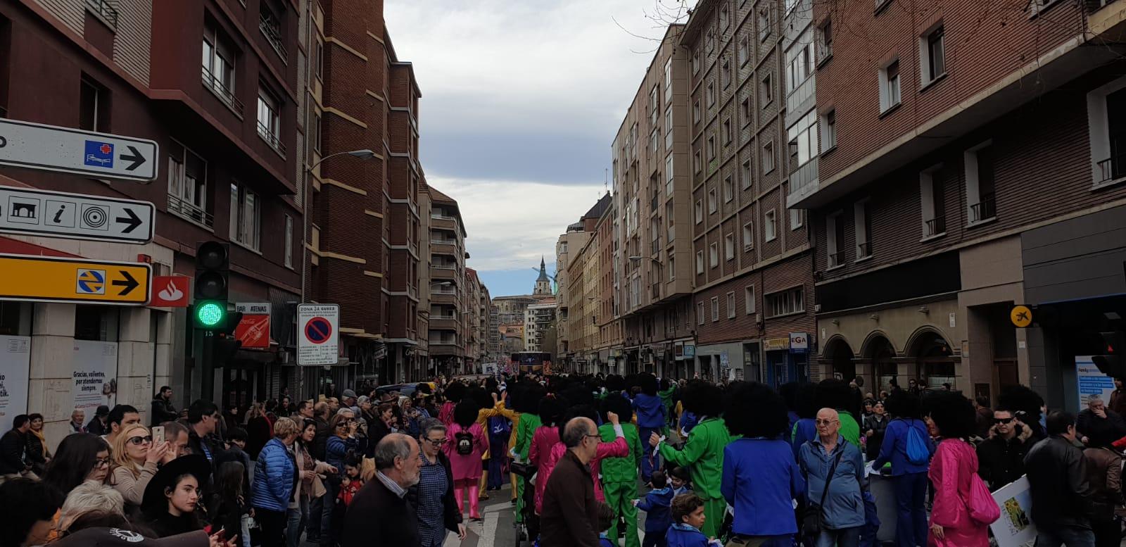 multime carnaval vitoria