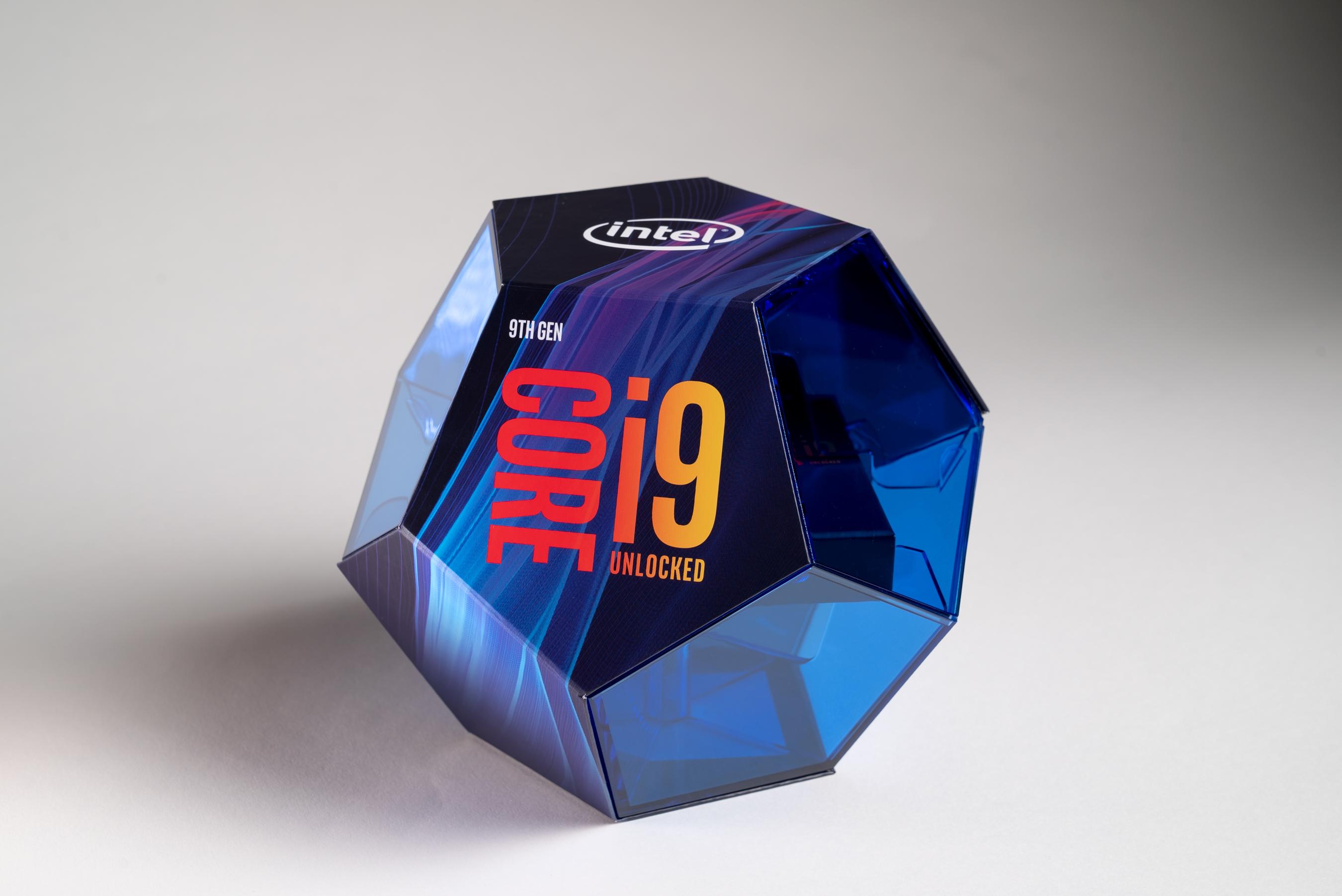 Se intampla in tech Core i9-9900KS