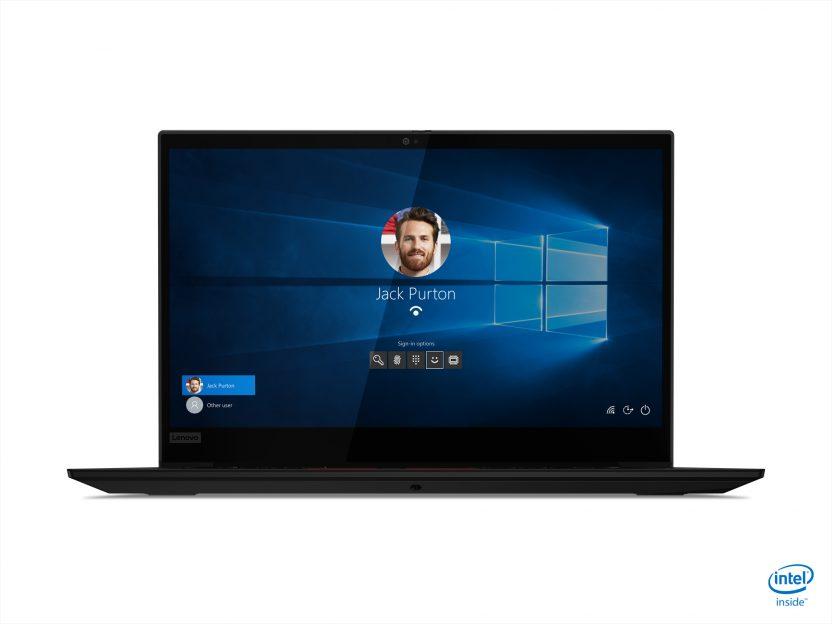 Lenovo lansează noi dispozitive - Lenovo ThinkPad X1 Extreme G2