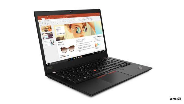 Lenovo lansează trei noi dispozitive THINKPAD AMD Ryzen PRO