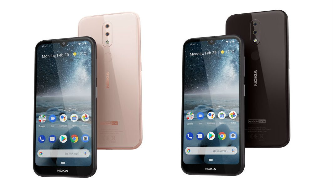 Nokia 4.2 este disponibil in Romania