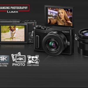 Panasonic lansează camera mirrorless LUMIX GX880