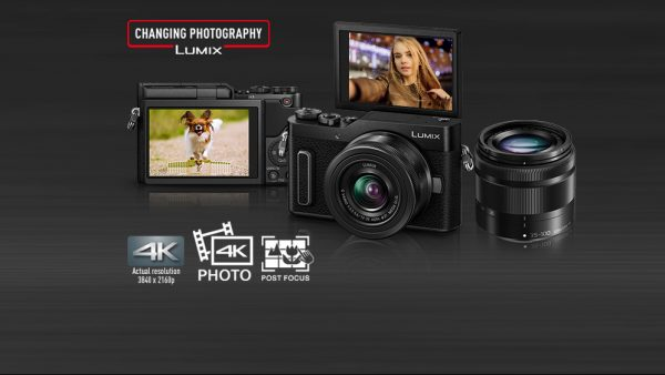 Panasonic lansează camera mirrorlessLUMIX GX880