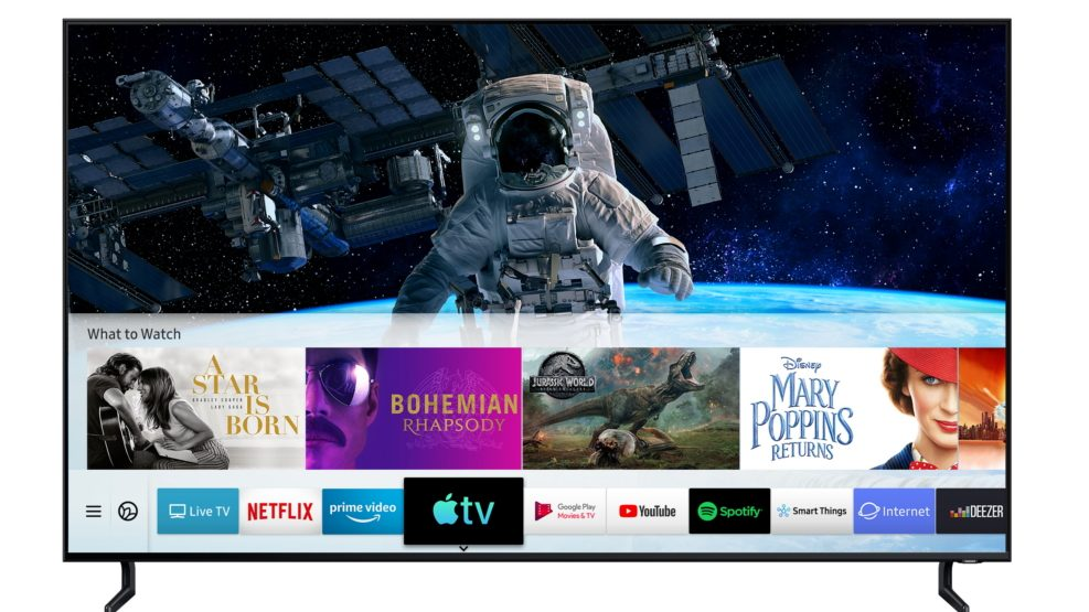 Aplicația Apple TV și AirPlay