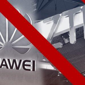 Trump ține Huawei și ZTE departe