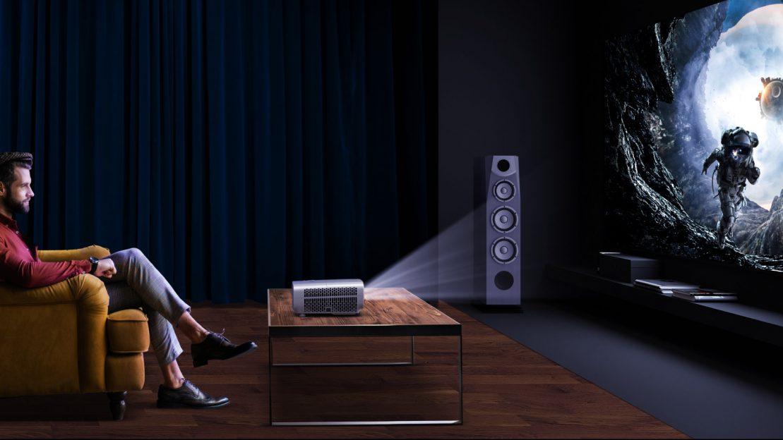 BenQ lansează CinePrime W2700, un nou proiector 4K