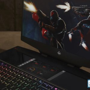 HP lansează primul laptop de gaming cu două ecrane