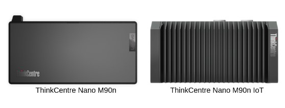 ThinkCentre Nano și Nano IoT