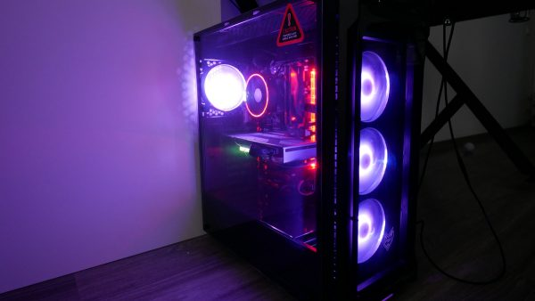 FSP CMT520 ATX RGB REVIEW