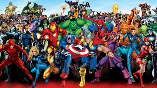Marvel audiobook