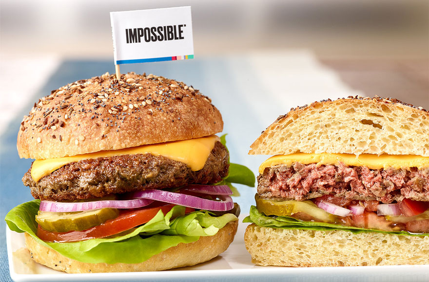 Se întâmplă în tech duminică - Impossible Burger