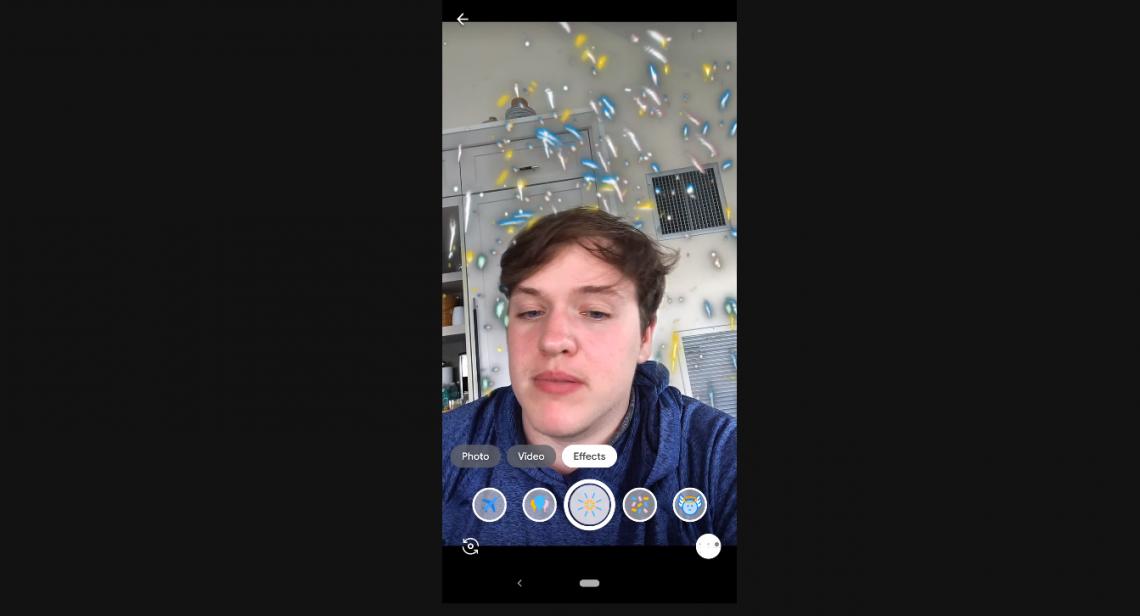 Se întâmplă în tech sâmbătă efecte android messages