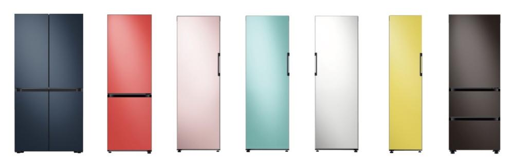 frigiderele PRISM de la samsung