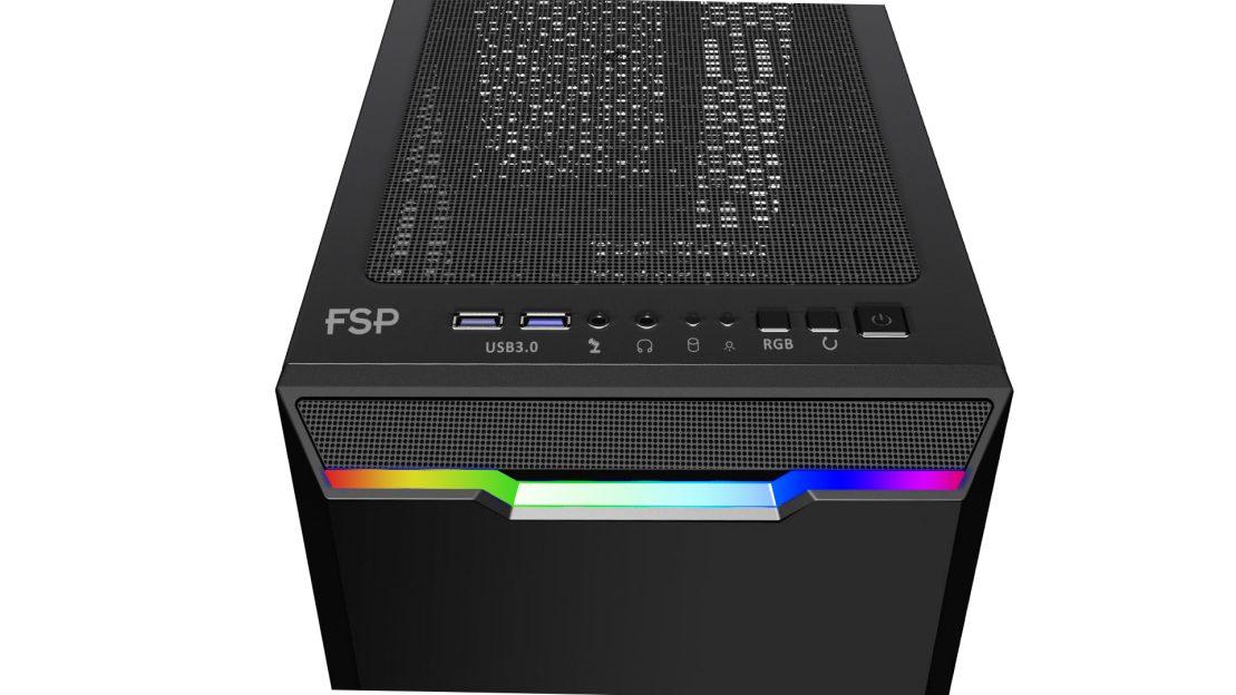 FSP anunță noi carcase high end - CMT350