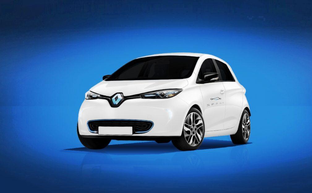 Se întâmplă în tech joi Renault ZOE