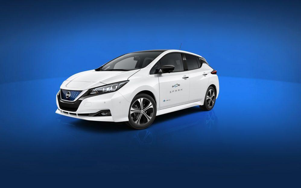 Se întâmplă în tech vineri SPARK Nissan Leaf