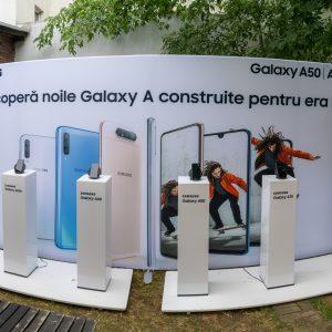 Se întâmplă în tech marți Samsung Galaxy A 2019