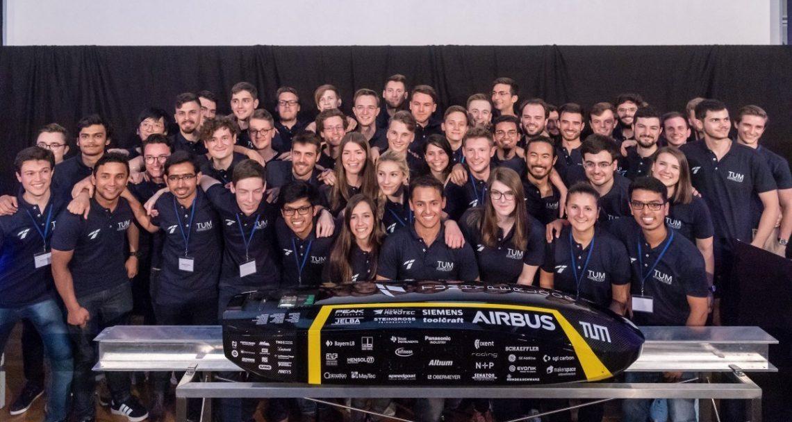 Se întâmplă în tech marți TUM Hyperloop