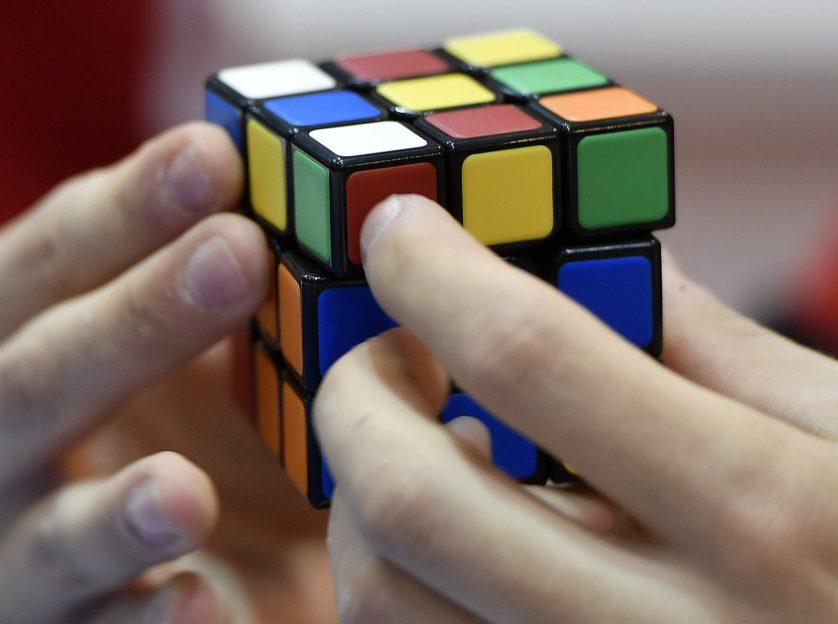 se întâmplă în tech joi cub rubic