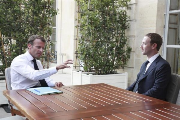 """Franța vrea să amendeze Facebook pentru """"hate speech"""""""