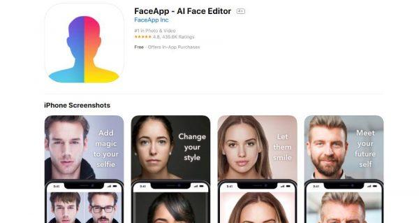 Se întâmplă în tech joi FaceApp