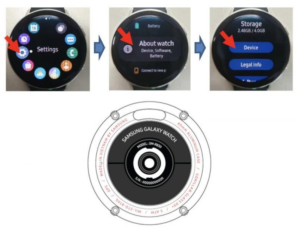 Așa va arăta noul model Samsung Galaxy Watch Active