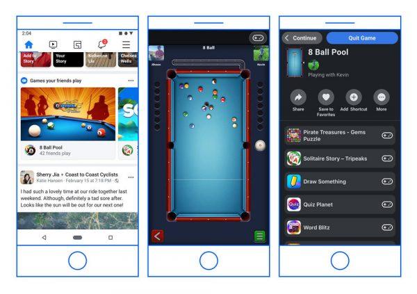 Se întâmplă în tech vineri - Jocurile INSTANT ale Facebook nu vor mai fi disponibile pe Messenger