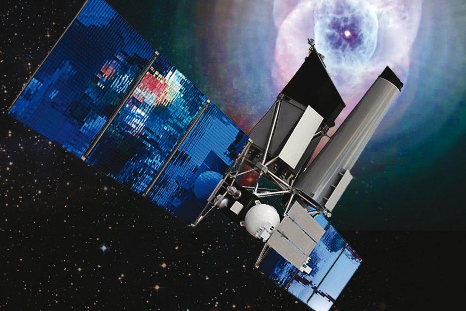 Se întâmplă în tech sâmbătă telescop x ray rusia