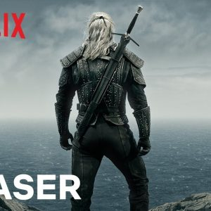 trailer the witcher netflix