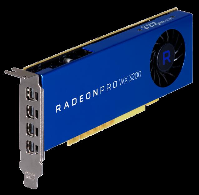 Se întâmplă în tech joi AMD prezintă Radeon Pro WX 3200