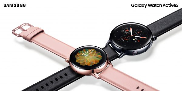 Samsung a prezentat smartwatch-ul Galaxy Watch Active2