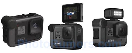 Cum arată viitoarele camere GoPro Hero 8 și Max 360