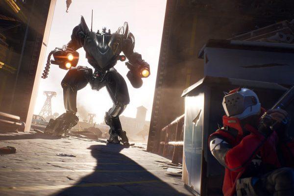 Epic limiteată puterea roboților mecanici din Fortnite pentru modurile competitive